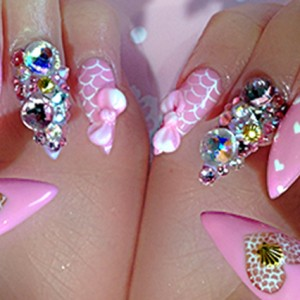 Home nail art in melbourne by clara h nails your nails are fantastic prinsesfo Image collections